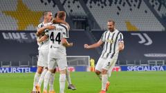 Indosport - Jalani Debut, Kulusevksi bawa Juventus bekap Sampdoria
