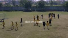Indosport - Empat pemain klub Liga 1 Persebaya Surabaya diketahui positif terpapar virus corona dan saat ini tengah menjalani isolasi mandiri.
