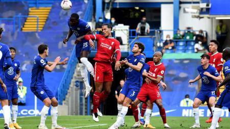 Liverpool akan bertemu klub Jack Brown, Lincoln City pada babak ketiga Piala Liga Inggris atau Carabao Cup, Kamis (24/09/20). - INDOSPORT