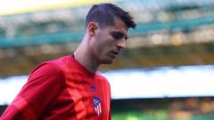 Indosport - Kembalinya Alvaro Morata ke Juventus, membuat pebasket NBA girang.