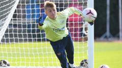 Indosport - Arsenal resmi mendatangkan kiper Timnas Islandia, Runar Alex Runarsson pada bursa transfer musim panas ini.