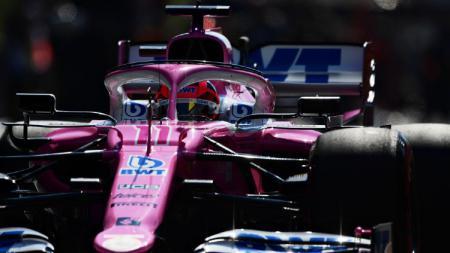 Tim Racing Point mengumumkan resmi merekrut mantan CEO Inter Milan, Jefferson Slack demi meraih kesuksesan di kejuaraan Formula 1 (F1). - INDOSPORT