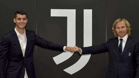 Kenapa Juventus berani-beraninya memulangkan Alvaro Morata ke Turin meski sang pemain gagal bersinar di Atletico Madrid dan Chelsea? - INDOSPORT