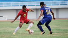 Indosport - Barito Putera menantang PSIM Yogyakarta di laga uji coba.