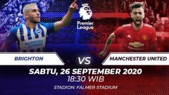 Indosport - Brighton & Hove Albion siap menghadapi Manchester United di pekan ketiga Liga Inggris. Anda bisa menyaksikan pertandingan tersebut melalui live streaming.