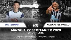 Indosport - Prediksi pertandingan Tottenham Hotspur vs Newcaste United di ajang Liga Inggris pekan ke-3, Minggu (29/09/20) pukul 20.00 WIB di Tottenham Hotspur Stadium.