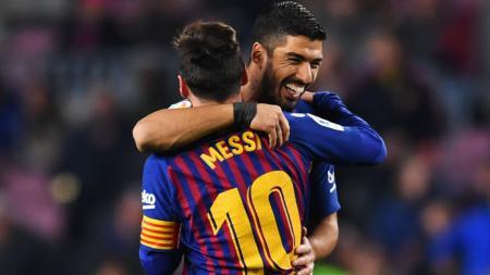 Mencari pengganti Luis Suarez jadi salah satu PR Barcelona di bursa transfer Januari. Berikut 4 penyerang yang bisa diboyong di tengah kendala krisis keuangan. - INDOSPORT