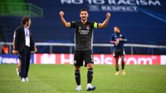 Indosport - Houssem Aouar, salah satu sosok yang disebut sebagai 'raja assist' di Liga Champions itu kini menjadi buah bibir usai setuju gabung ke Arsenal.