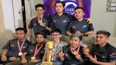 Indosport - Aerowolf Limax berhasil menjuarai PMPL ID Season 2