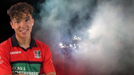 Pemain NEC Nijmagen bernama Justin Jonathans pasti masih asing terdengar di telinga para penikmat sepak bola khususnya timnas Indonesia. - INDOSPORT
