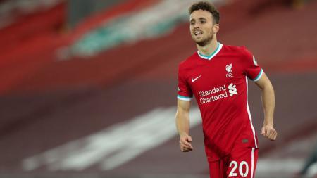 Debut Apik Diogo Jota, Pemain Anyar yang Cetak Gol di Laga Liverpool vs Arsenal - INDOSPORT