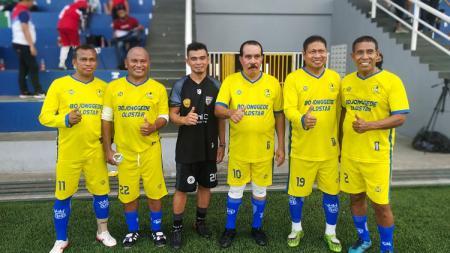 Tim amatir asal Kabupaten Bogor, Bojong Gede All Star, ibarat mendapatkan durian runtuh diundang ke Spanyol. - INDOSPORT