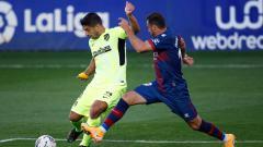 Indosport - Berikut adalah hasil pertandingan pekan ke-4 LaLiga Spanyol yang mempertemukan Huesca vs Atletico Madrid yang berakhir dengan hasil imbang.