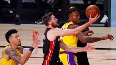 Indosport - Kondisi terkini dua bintang Miami Heat, Bam Adebayo dan Goran Dragic jelang game 4 final NBA melwan LA Lakers yang dijadwalkan pada Rabu (07/10/20) pagi WIB.