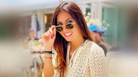 Elisabetta Gregoraci merupakan model asal Italia sekaligus mantan istri dari tokoh flamboyan Formula 1 (F1), Flavio Briatore. - INDOSPORT