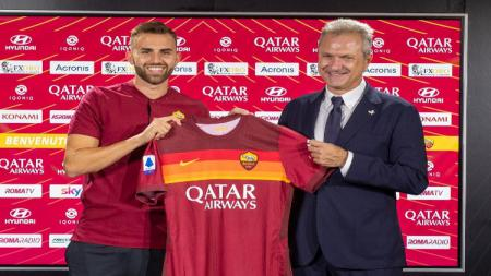 Borja Mayoral resmi bergabung AS Roma - INDOSPORT