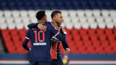 Indosport - Berikut hasil pertandingan pekan ke-12 kompetisi Ligue 1 Prancis musim 2020-2021 antara Paris Saint-Germain (PSG) vs Bordeaux.