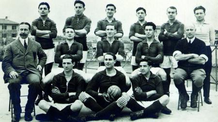 Sejarah kelahiran klub Serie A Italia, Bologna FC, 3 Oktober 1909. - INDOSPORT