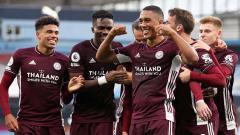 Indosport - Berikut jadwal Liga Inggris 2020/21 pekan ke-26, Sabtu (27/02/21) hari ini, dimana Manchester City memiliki misi untuk terus menjauh dari kudeta.