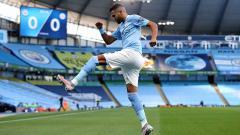 Indosport - Riyad Mahrez, pahlawan kemenangan Manchester City atas Paris Saint-Germain (PSG) ini ternyata pernah gagal dalam sesi uji coba bersama klub gurem Skotlandia.