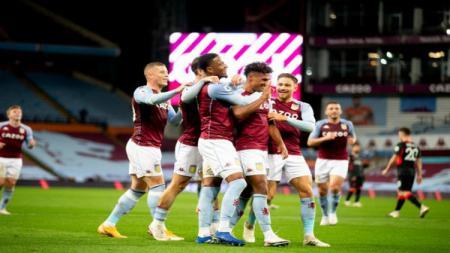 Performa apik yang ditampilkan Aston Villa di awal Liga Inggris awal musim ini begitu mengejutkan, apa rahasia di balik kesuksesan itu? - INDOSPORT