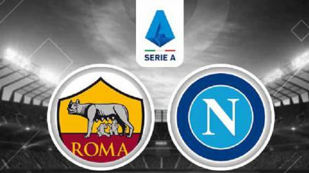 Big match Serie A Italia, AS Roma vs Napoli. - INDOSPORT