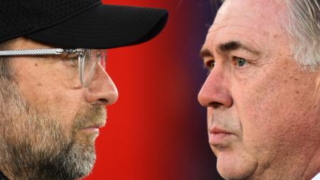 Jelang laga Liga Inggris bertajuk Derby Merseyside Liverpool lawan Everton, pelatih Jurgen Klopp takuti satu pemain dan Carlo Ancelotti. Apakah The Reds akan berserah diri? - INDOSPORT