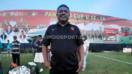 Legenda Persipura Jayapura, Chris Leo Yarangga. - INDOSPORT
