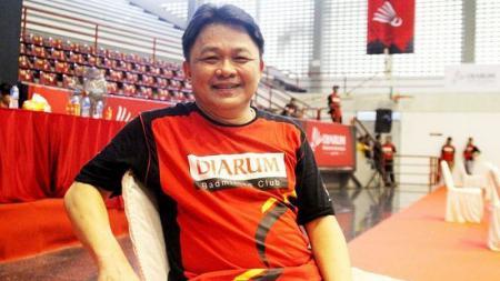 Kisah sedih dari legenda bulutangkis Indonesia, yakni Lius Pongoh dibalik kesuksesannya meraih gelar di kompetisi Indonesia Open tahun 1984. - INDOSPORT