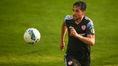 Indosport - Eks pemain Liverpool, Gerardo Bruna, sempat disebut-sebut sebagai The Next Lionel Messi.
