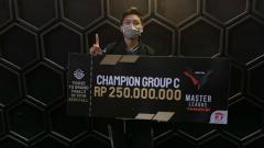 Indosport - Muhammad Afaiq, pro player yang kini membawa EVOS eSports ke final Free Fire Indonesia Masters 2020.