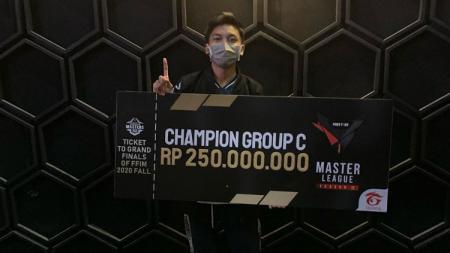 Muhammad Afaiq, pro player yang kini membawa EVOS eSports ke final Free Fire Indonesia Masters 2020. - INDOSPORT