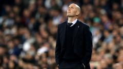 Indosport - Zinedine Zidane tidak bisa mendampingi Real Madrid dalam kemenangan besar atas Alaves di lanjutan LaLiga 2020/21, Minggu (24/01/21) dini hari WIB.