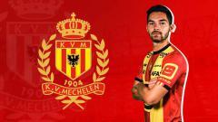 Indosport - Calon Pemain Timnas indonesia, Sandy Walsh Dapat Kontrak Baru di Klub Belgia.