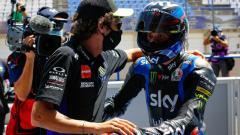 Indosport - Melangkah dari Moto2 tanpa pernah menjadi juara di ajang tersebut, Marini ternyata diyakini Rossi bisa menjadi salah satu pembalap berbahaya tahun depan.