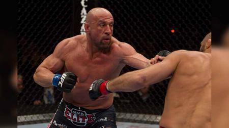 Mantan petarung UFC, Mark Coleman. - INDOSPORT