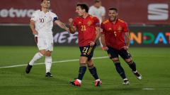 Indosport - Berikut hasil pertandingan UEFA Nations League Timnas Spanyol vs Swiss.