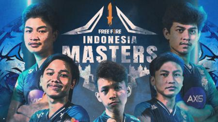 Evos eSports keluar sebagai juara Free Fire Indonesia Masters 2020 Fall. - INDOSPORT