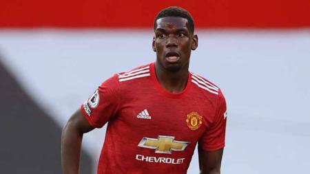 Paul Pogba dan dua pemain ini diharapkan segera bangkit dari kubur agar Manchester United menemukan jalur kemenangan di Liga Inggris 2020/21. - INDOSPORT