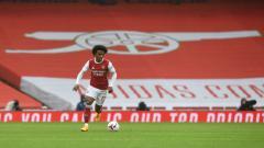 Indosport - Willian saat masih berseragam klub Liga Inggris, Arsenal.