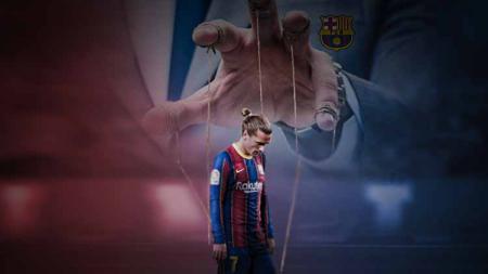 Tinggalkan Barcelona, Antoine Griezmann Hanya Ingin Main di Klub Ini. - INDOSPORT