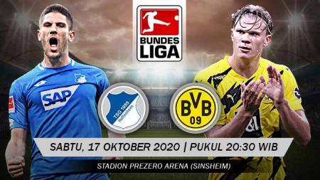 Berikut prediksi pertandingan Bundesliga Jerman antara Hoffenheim vs Borussia Dortmund. - INDOSPORT