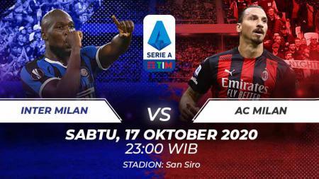 Jadwal Serie A Liga Italia Hari Ini: Menanti Keseruan Derby Milan - INDOSPORT