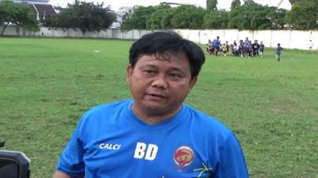 Kompetisi Liga 2 yang masih belum jelas kapan bisa bergulir, tampaknya tak menyurutkan semangat jajaran pelatih Sriwijaya FC untuk tetap mempersiapkan tim. - INDOSPORT