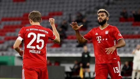 Pertandingan DFB Pokal hari ini menampilkan duel antara raksasa Bundesliga Jerman, Bayern Munchen lawan tim kasta lima, Duren. Berikut hasil lengkapnya. - INDOSPORT