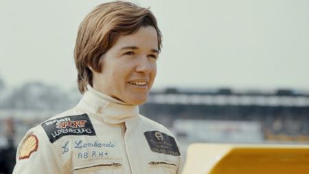 Pembalap F1 perempuan asal Italia, Lella Lombardi. - INDOSPORT