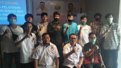 Indosport - Pengprov PBSI Sulsel menggelar Pelatihan Sistem Informasi, Kamis (15/10/20).
