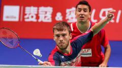 Indosport - Pasangan junior Denmark, Joel Eipe/Rasmus Kjaer sukses cetak sejarah keren usai memastikan diri melaju ke semifinal Denmark Open 2020.