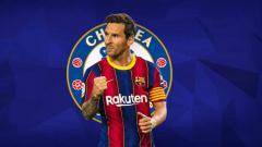 Indosport - Lionel Messi ke Chelsea masuk dalam rumor terpopuler pada hari ini.