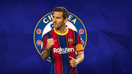 Kisah Lionel Messi yang hampir bergabung Jose Mourinho dan Chelsea pada 2014 usai tersangkut kasus pajak di Spanyol. - INDOSPORT